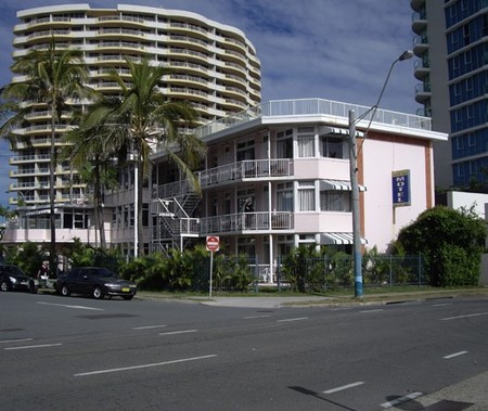 Coolangatta Ocean View Motel - Accommodation Great Ocean Road