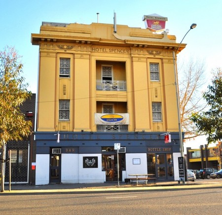 The Spencer City Central Hotel - Accommodation Great Ocean Road