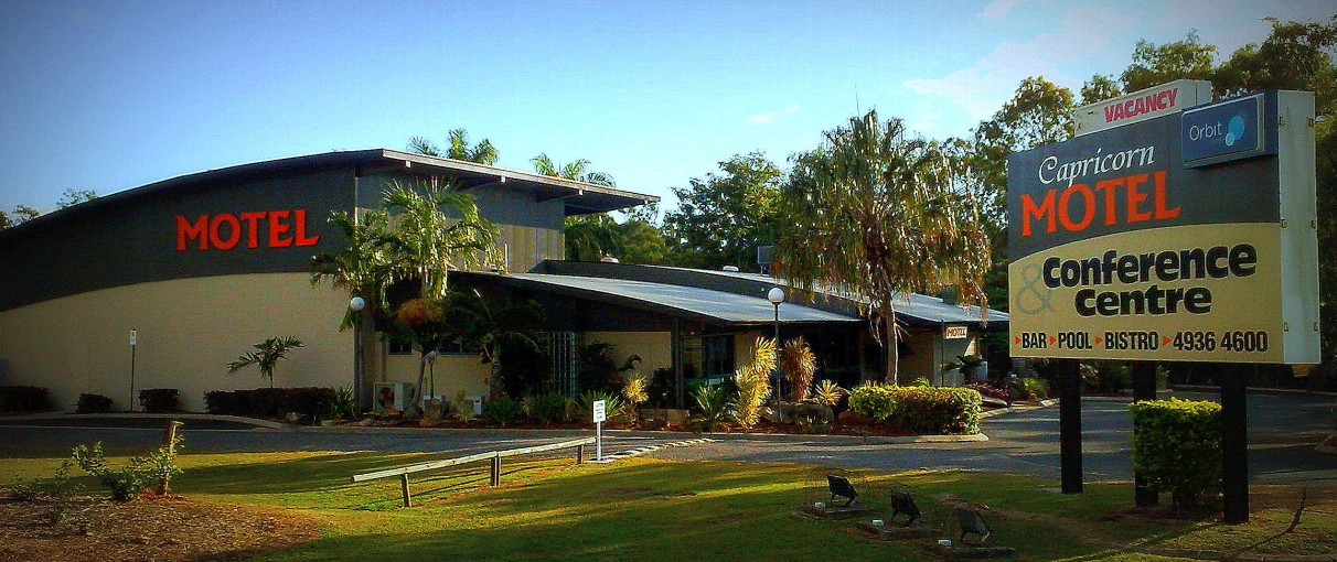 Capricorn Motel  Conference Centre - Accommodation Great Ocean Road