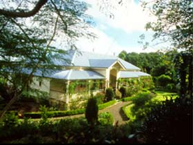 The Falls Rainforest Cottages - Accommodation Great Ocean Road