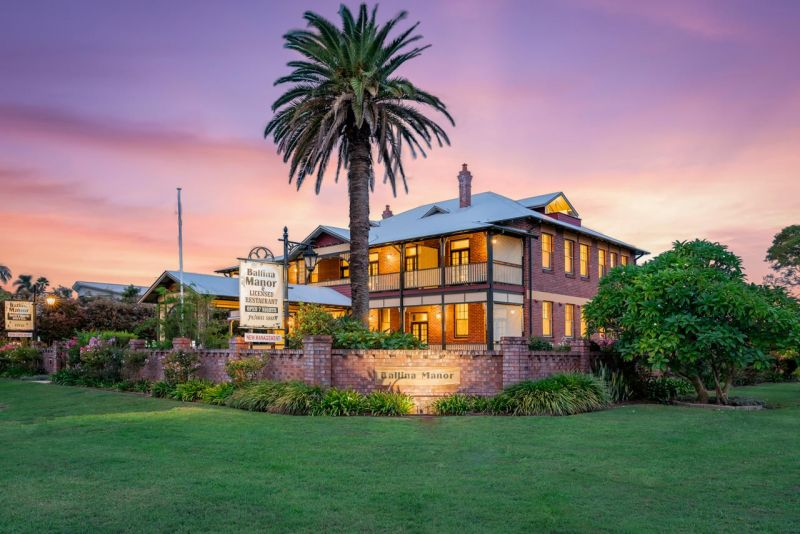 Ballina Manor Boutique Hotel  - Accommodation Great Ocean Road