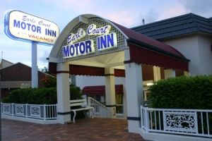 Earls Court Motor Inn - Accommodation Great Ocean Road