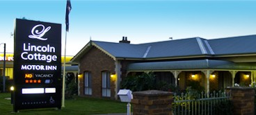 Lincoln Cottage Motor Inn - Accommodation Great Ocean Road