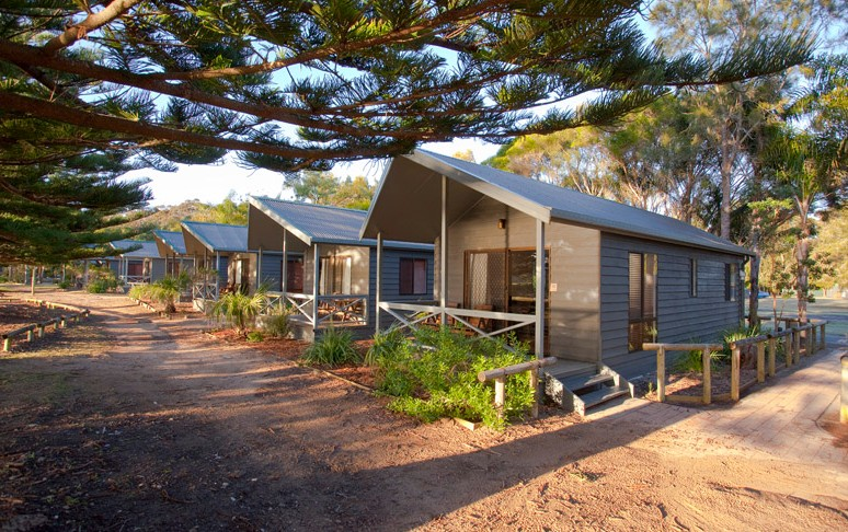 Murramarang Ecotourism Resort Eco Point - Accommodation Great Ocean Road