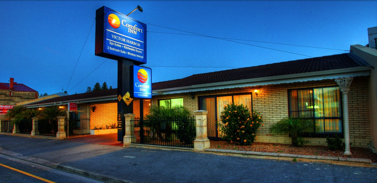 Comfort Inn Victor Harbor - Accommodation Great Ocean Road