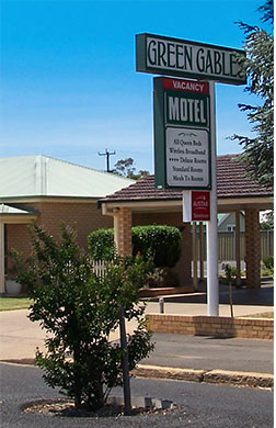 Green Gables Motel - Accommodation Great Ocean Road
