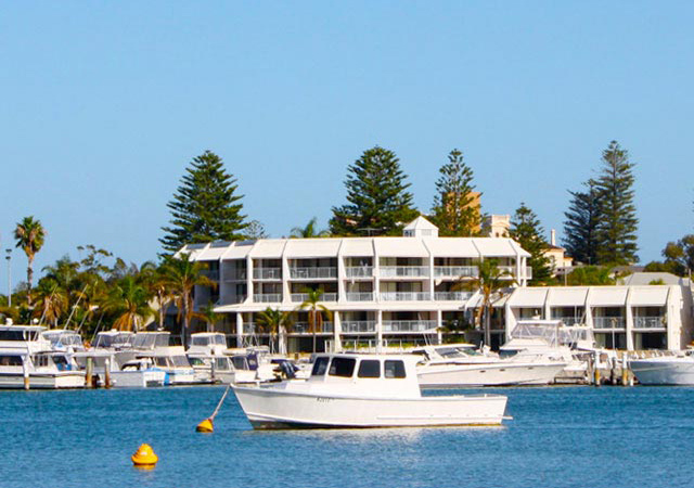 Pier 21 Apartment Hotel Fremantle - Accommodation Great Ocean Road