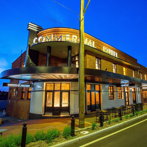 Commercial Boutique Hotel  - Accommodation Great Ocean Road