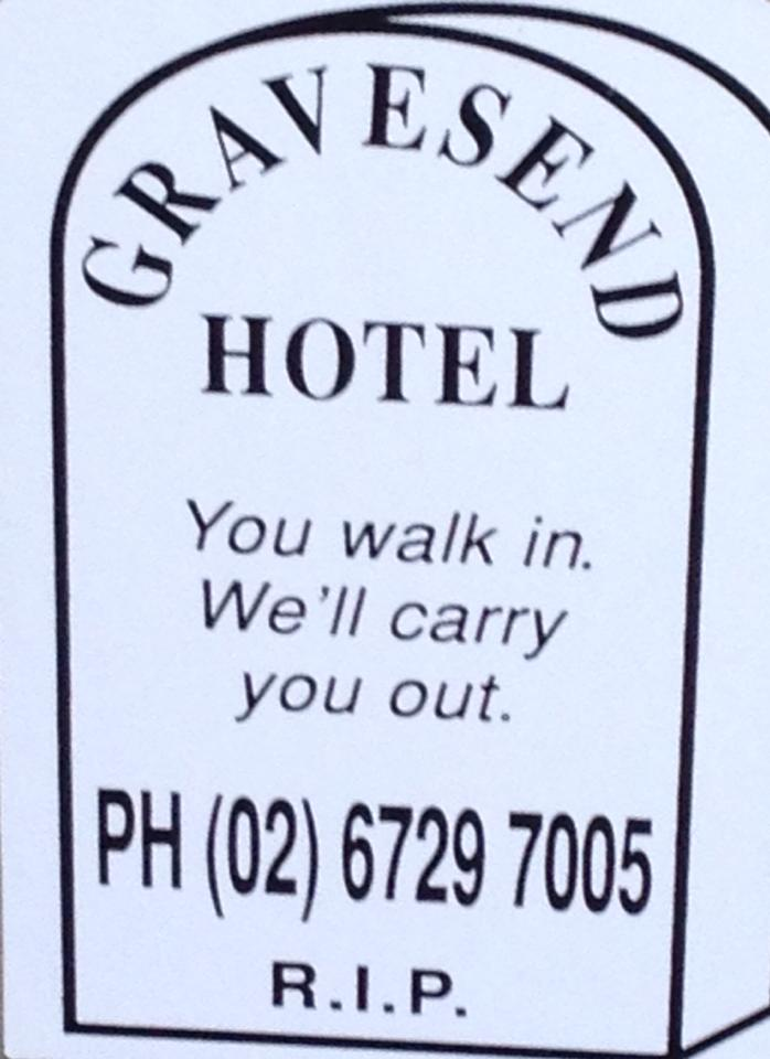 Gravesend Hotel - Accommodation Great Ocean Road