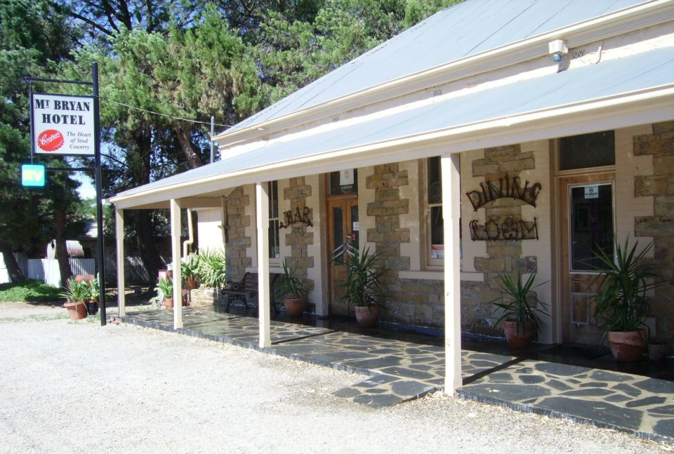 Mount Bryan Hotel - Accommodation Great Ocean Road