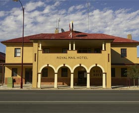 Royal Mail Hotel Jerilderie - Accommodation Great Ocean Road