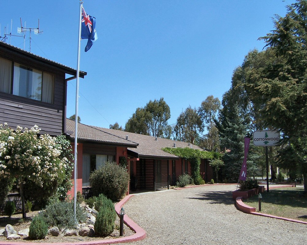 Cottonwood Lodge Motel - Accommodation Great Ocean Road