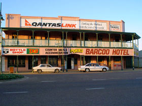 Barcoo Hotel - Accommodation Great Ocean Road