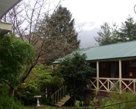 Warburton Lodge - Accommodation Great Ocean Road