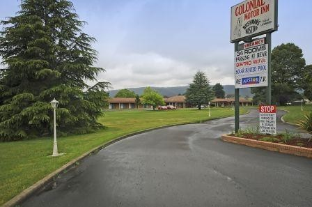 Colonial Motor Inn - Lithgow - Accommodation Great Ocean Road