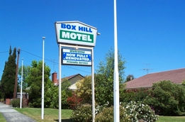 Box Hill Motel - Accommodation Great Ocean Road