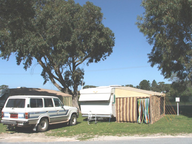 Waterloo Bay Tourist Park - Accommodation Great Ocean Road