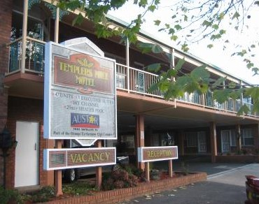 Templers Mill Motel - Accommodation Great Ocean Road