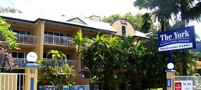 The York Beachfront Holiday Apartments - Accommodation Great Ocean Road