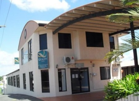 Quality Inn Harbour City - Accommodation Great Ocean Road