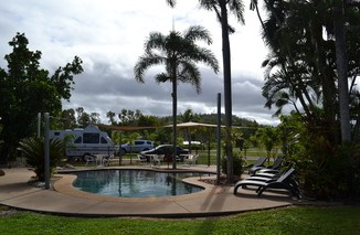 Dunk Island View Caravan Park - Accommodation Great Ocean Road