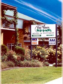 The Vines - Accommodation Great Ocean Road