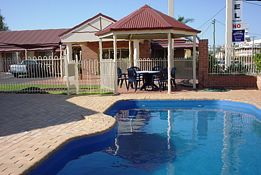 Roma Mid Town Motor Inn - Accommodation Great Ocean Road