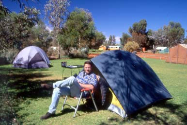 Voyages Ayers Rock Camp Ground - Accommodation Great Ocean Road