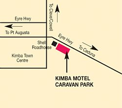 Kimba Motel Caravan Park - Accommodation Great Ocean Road