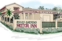 Rocky Gardens Motor Inn - Accommodation Great Ocean Road