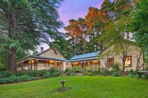 Glen Isla Historic Blue Mountains Accommodation - Accommodation Great Ocean Road