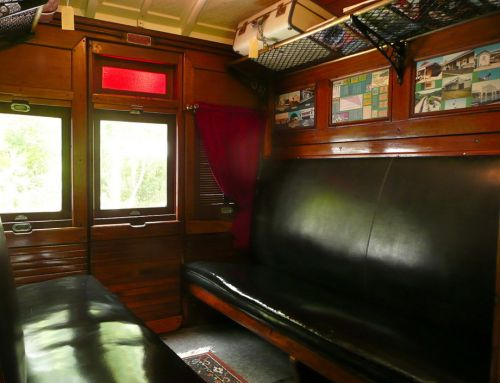 Mt Nebo Railway Carriage amp Chalet - Accommodation Great Ocean Road