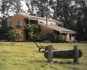 Moffat Falls Lodge And Cottages - Accommodation Great Ocean Road