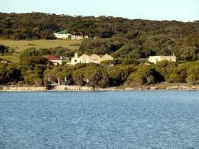 Innes National Park Heritage Accommodation - Accommodation Great Ocean Road