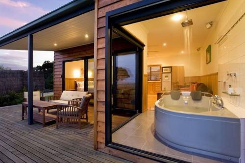 Coastal View Cabins - Accommodation Great Ocean Road