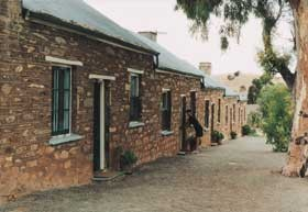 Burra Heritage Cottages - Tivers Row - Accommodation Great Ocean Road
