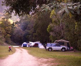 Mt Warning Holiday Park - Accommodation Great Ocean Road