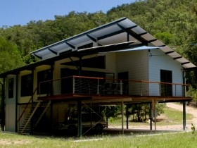 Creek Valley Rainforest Retreat - Accommodation Great Ocean Road