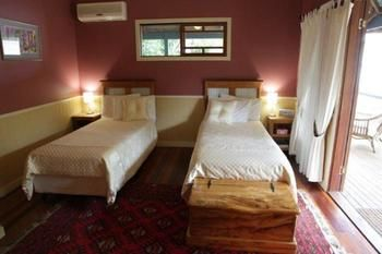 Eumundi Gridley Homestead BampB - Accommodation Great Ocean Road