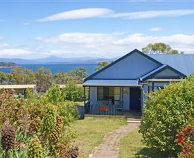 Bruny Island Accommodation Services - Omaroo Cottage - Accommodation Great Ocean Road
