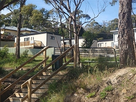Coningham Beach Holiday Cabins - Accommodation Great Ocean Road