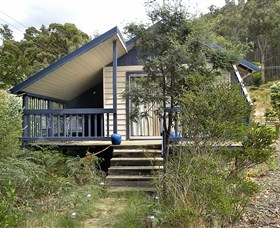 Huon Charm Waterfront Cottage - Accommodation Great Ocean Road