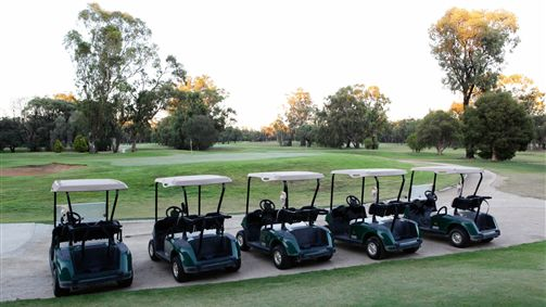 Deniliquin Golf Leisure Resort - Accommodation Great Ocean Road