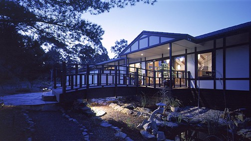 Shizuka Ryokan Japanese Country Spa  Wellness Retreat - Accommodation Great Ocean Road