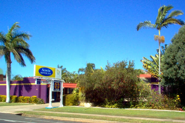 Acacia Motor Inn - Accommodation Great Ocean Road