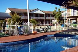 Albury Classic Motor Inn - Accommodation Great Ocean Road