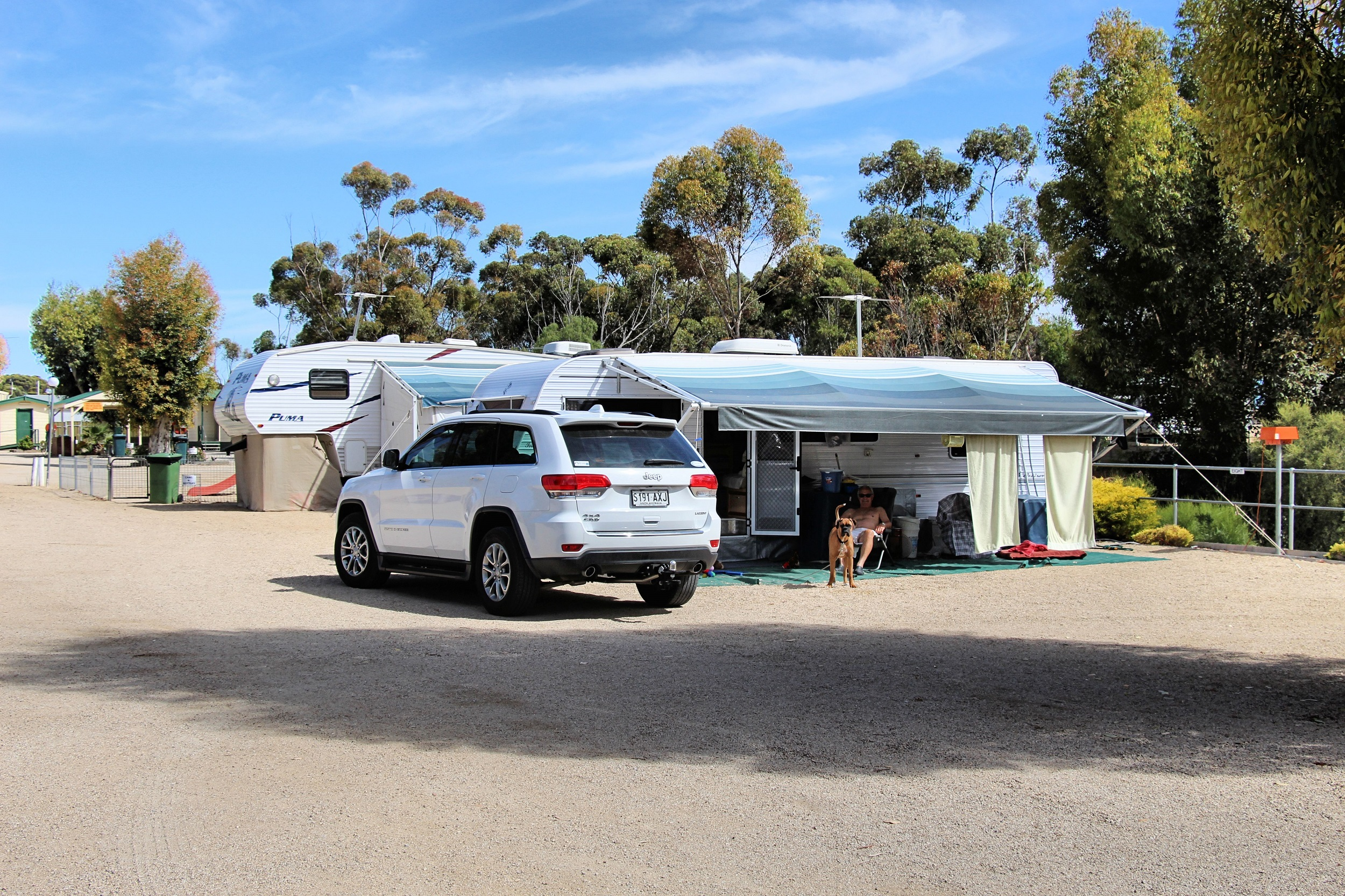 Ardrossan Caravan Park - Accommodation Great Ocean Road