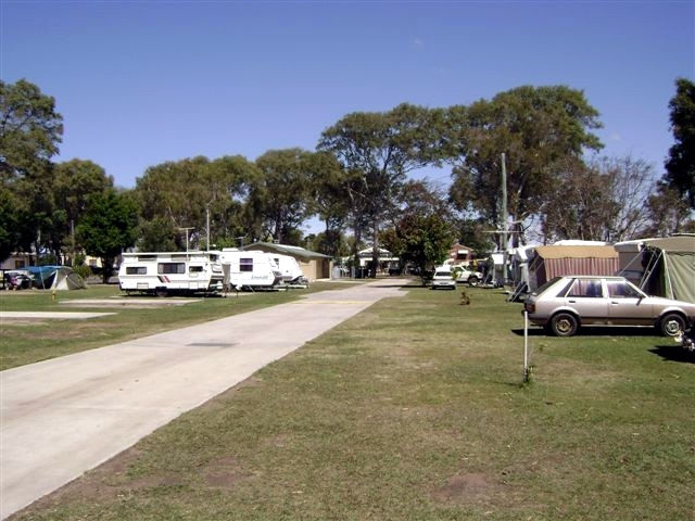 Beachmere Caravan Park - Accommodation Great Ocean Road