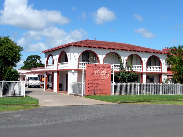 Bundaberg Spanish Motor Inn - Accommodation Great Ocean Road