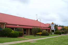 Quality Inn Parkes International - Accommodation Great Ocean Road